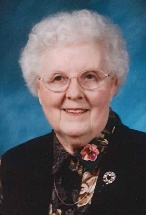 Violet Evelyn Holte obituary
