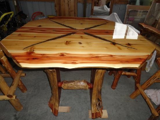 Preferred Custom Log Design MA28