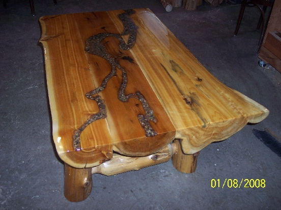 Extemely Unique Piece We Call The Quot River Table Quot With A