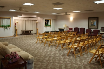 Le Center And Schoenbauer Funeral Homes Facilities